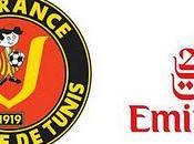 Emirates sponsorisera l'EST pour millions d'euros
