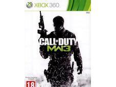 Test Call Duty Modern Warfare (XBOX 360)