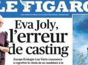[France Ecologie politique] Joly Figaro oeil pour oeil, dent Présidentielle 2012