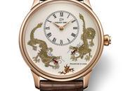 Jaquet Droz Petite Heure Minute Dragon