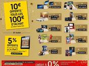 chèque cadeau tous 100€ d'achat week-end Fnac compris produits Apple)