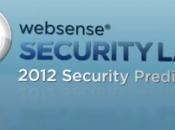 Sécurité prédictions Websense pour 2012