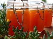 Confiture poires safran