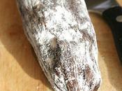 Saucisson chocolat