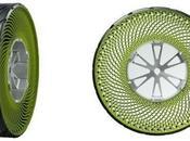 Bientôt pneus increvables voitures