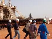 Pétrole: Khartoum Juba table négociations