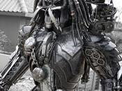 statue Predator, grandeur réelle
