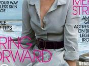 Meryl Streep première couverture Vogue