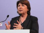 Martine Aubry: l'accord sommet européen répond l'urgence installe l'austérité»