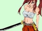 Erza Fairy Tail: 2ème fournée.