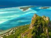 Réchauffement climatique Polynésie bientôt submergée eaux