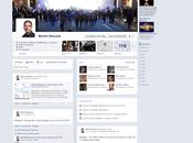 Facebook: nouveau profil Journal disponible activez-le