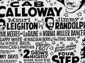 décembre 1957 première nouvelle Cotton Club Revue Calloway Miami