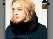 fourrure pour rhabiller manteau