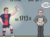 Crise, pour David Beckham