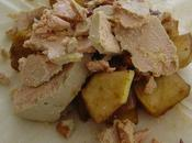 Aumonieres pomme foie gras