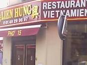 bonne soupe chez Lien Hung