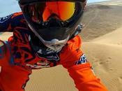 Ronnie Renner caméra embarquée dans dunes Gramis