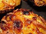 recette Tarte Tartelettes jaunes Poivron Oignon Maroille