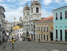 Centre historique Salvador Bahia Brésil
