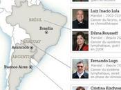 trop dirigeants sud-américains insoumis attrapent cancer