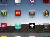Plus milliard d'applications mobiles téléchargées entre Noël jour l'An