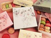 """maquillage couleurs macarons avec collection """"Les merveilleuses"""" Ladurée."""