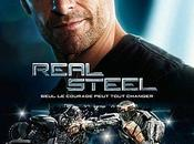 Critique Ciné Real Steel, Hugh Jackman joue grand gamin...
