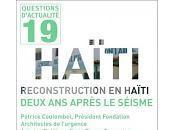 WEB: What's TELEX Reconstruction Haïti, deux après séisme