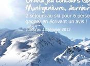 Grand concours Qype avec Montgenèvre, derniers jours…