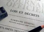 Publication décret n°2012-22 janvier 2012 relatif gestion déchets d'éléments d'ameublement