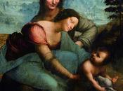 L'ultime chef-d'œuvre Léonard Vinci, Sainte Anne