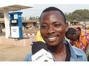 crise l'essence Nigéria touche Bénin