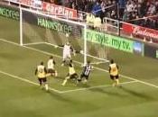 Arfa, Messi contre Blackburn