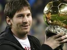 Messi C'est énorme