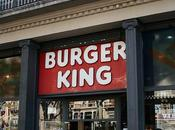 Burger King revient France 2012