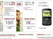 Lancement forfaits free mobile