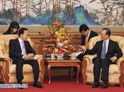 Négociations accord libre-échange entre Chine Corée