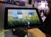 Vidéo photos tablette Acer Iconia A510