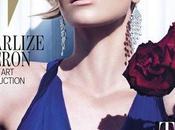 Charlize Theron Brad Pitt couverture bonus vidéo