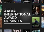AACTA Australian Awards nominés