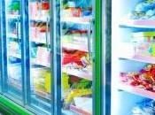 Efficacité énergétique grande distribution ferme frigos