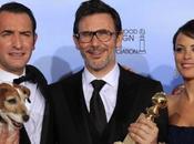 Trois golden globes pour artist
