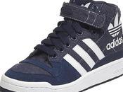 Adidas Forum Indigo Fonce Blanc Jeans dispo