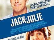 JACK JULIE Adam Sandler Katie Holmes dans making-of
