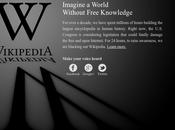 SOPA nombreux sites américains menacent fermer (Facebook, Google…)