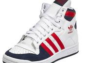 Adidas Decade White-Red-Blue dispo