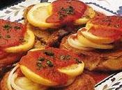Côtelettes porc citron