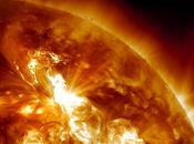vidéo, forte tempête solaire