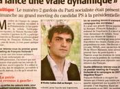 Hollande lancé vraie dynamique (Midi Libre)